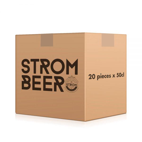 Box - Blonde Beer