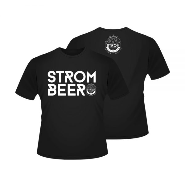 Strom Beer - T-Shirt